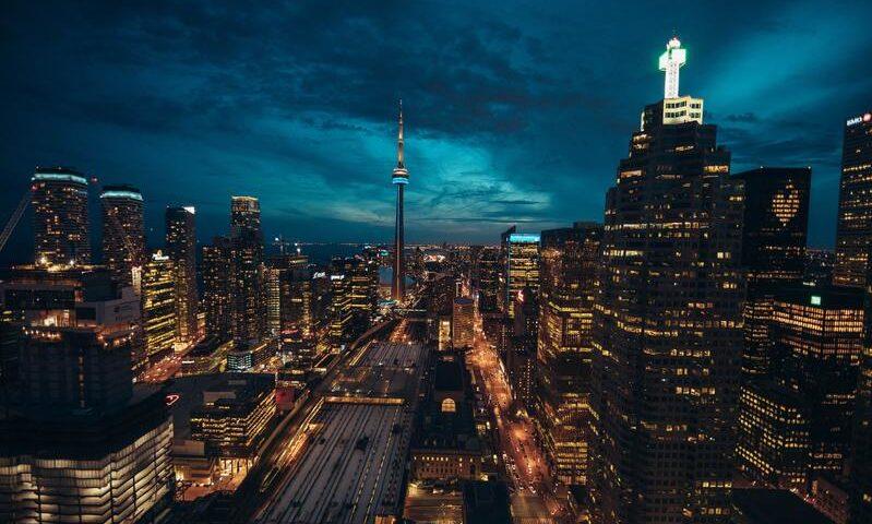 Séjour ado chez le prof Toronto