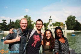 Séjour linguistique Madrid