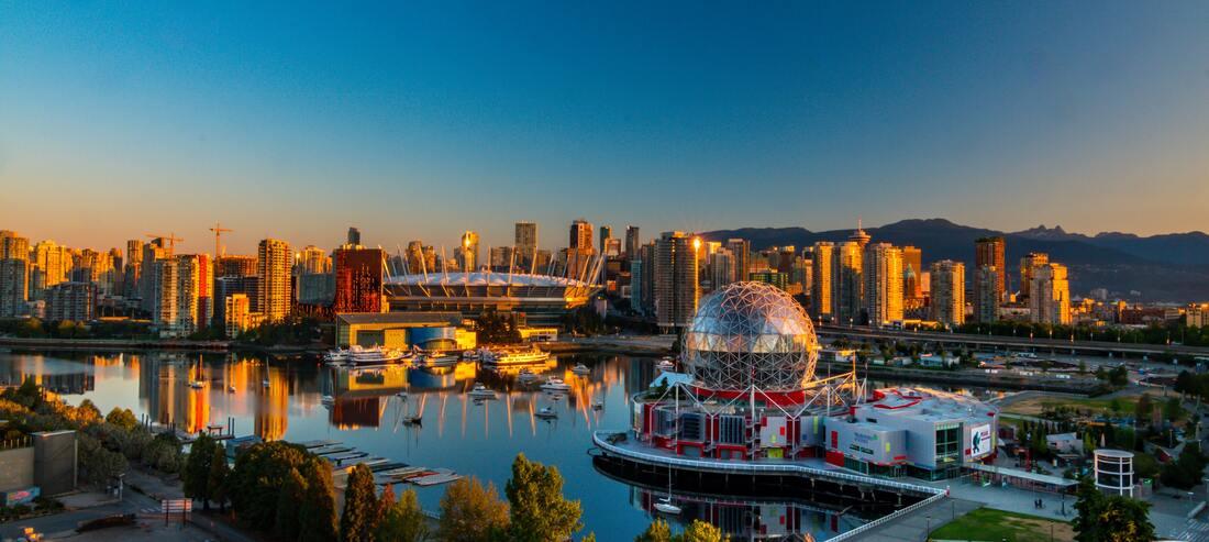 Séjour linguistique Jeune Explore Vancouver in summer Canada