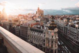 Séjour linguistique Prépa BAC espagnol Madrid Espagne