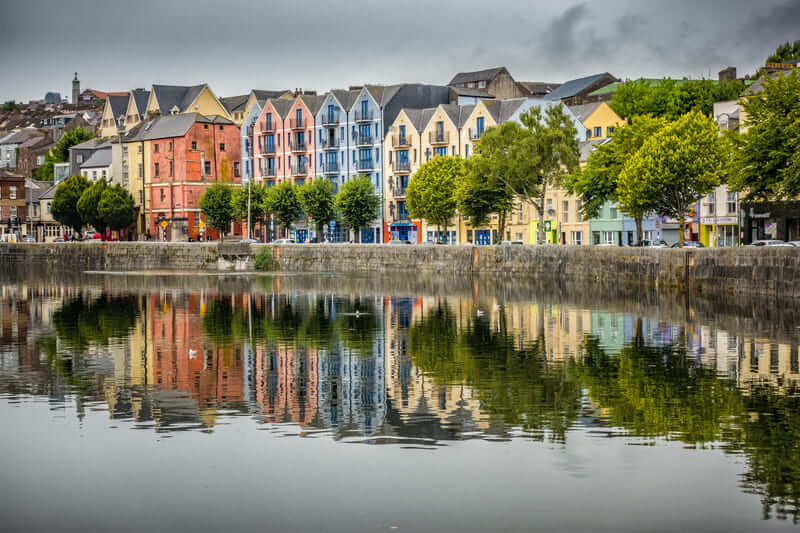 séjour linguistique pas cher Cork Irlande