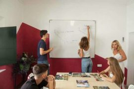 Cours d'espagnol Malaga
