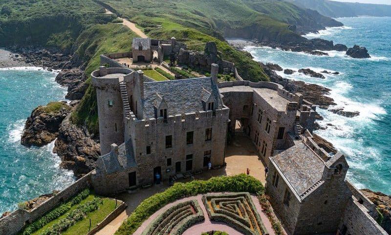 Voyage linguistique jeune Bretagne