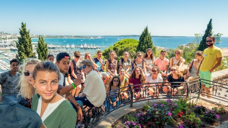 Séjour junior anglais en France
