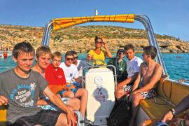 Programme d'activités inclus séjour junior
