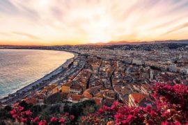 Séjour linguistique Séjour linguistique à Nice France